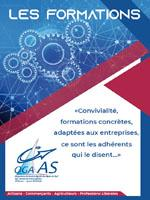 Les formations de l'OGA AS